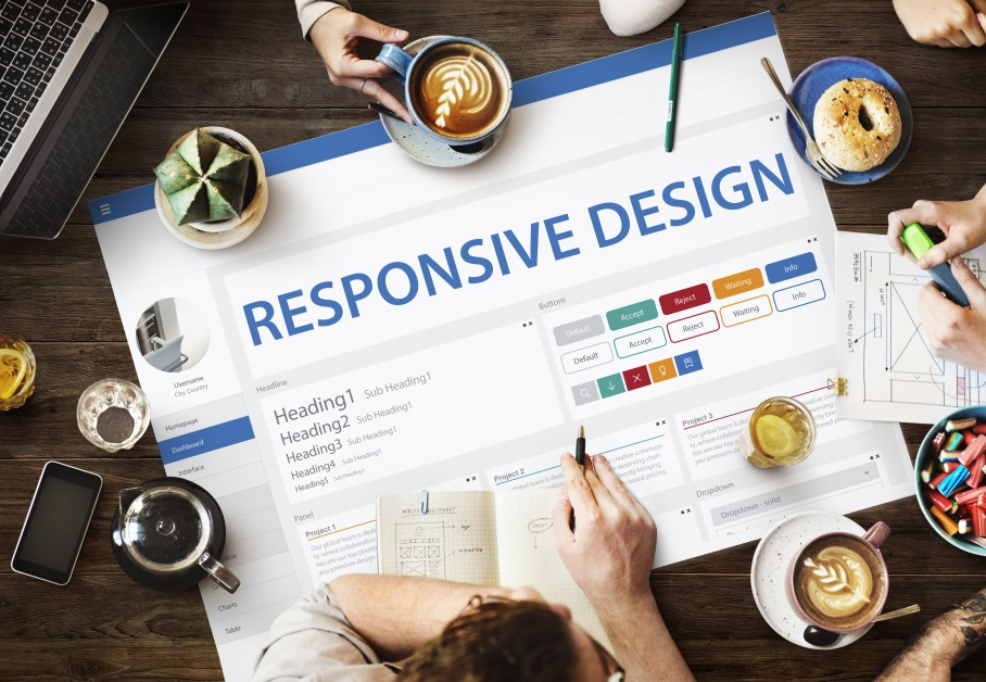 responsive web design for small businesses